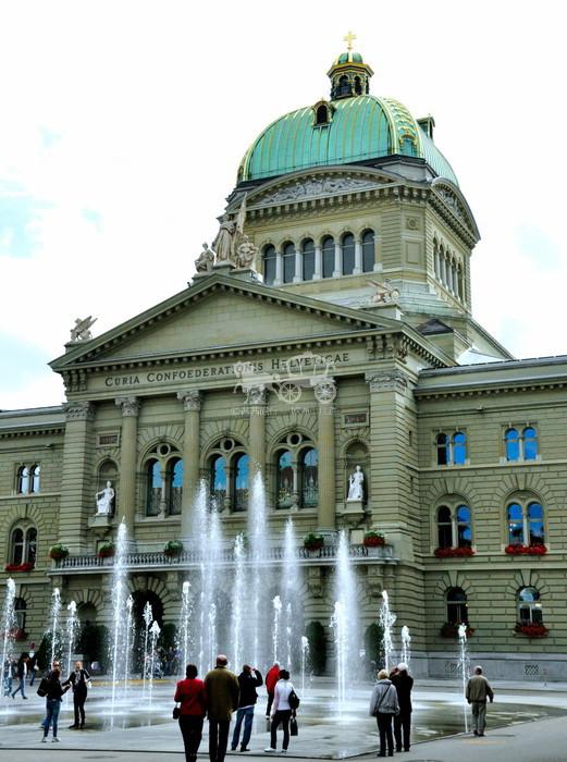 古老典雅的瑞士首都  伯尼尔